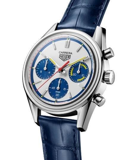 Replik Uhren TAG Heuer Carrera Heuer 02 Automatik 160 Jahre Montreal Limitierte Auflage Chronographen
