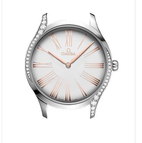 Kaufanleitung für Replica Uhren OMEGA De Ville Trésor Quarzgewebe Edelstahl 39mm 428.17.39.60.02.001