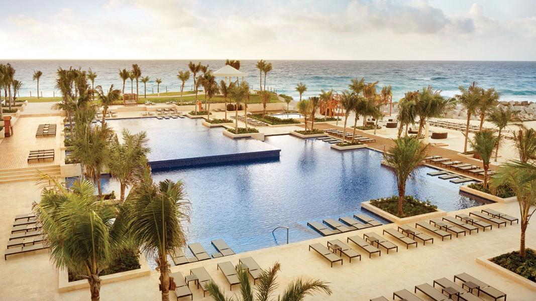 מלונות מומלצים בקנקון מקסיקו Hyatt Ziva Cancun