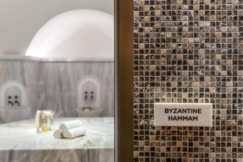 מלון אופוריה ריטריט (EUPHORIA RETREAT )- חמאם ביזאנטי