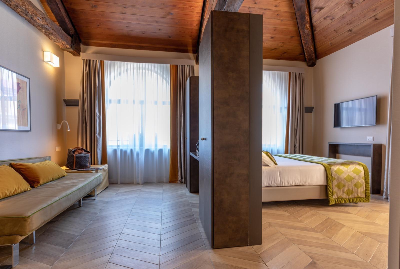 מלון נאמן, מלון כשר ברומא