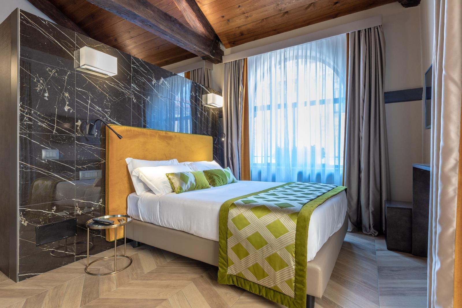 חדר במלון נאמן ברומא - מלון מומלץ כשר