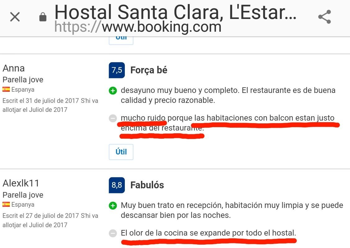 Booking Hostal Santa Clara l'Estartit