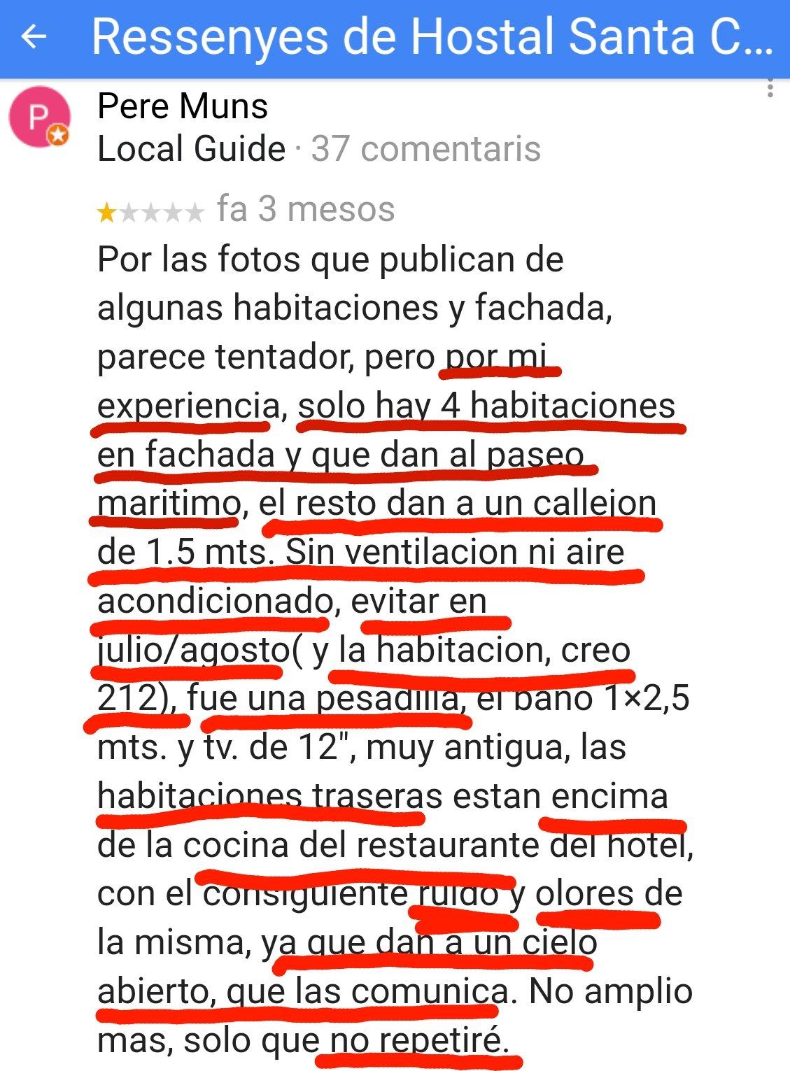 Hostal Hotel Estartit